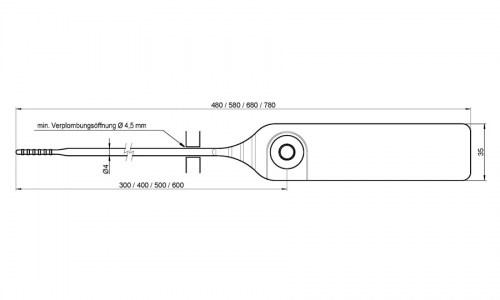 Locktainer 2020, gelb