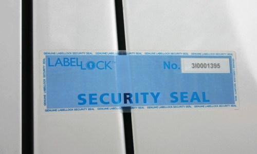 Locktainer 2000 SHR-C, gelb
